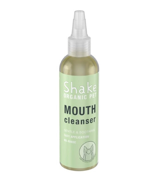 Shake Organic Mouth Cleanser For Cats & Dogs