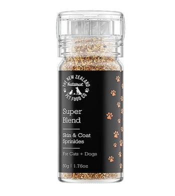 WOOF Super Blend Skin & Coat Sprinkles For Dogs