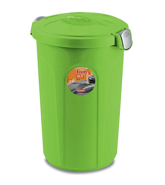 Stefanplast Air Tight Dog Food Container (Apple Green)