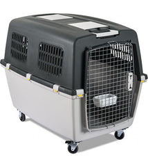 Stefanplast Gulliver 5 IATA Approved Dog Carrier (Medium, Wheels Excluded)