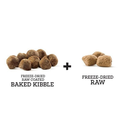 15% OFF + FREE CHEWS: Stella & Chewy's Freeze Dried Raw Blend Kibbles (Free Range Lamb, Goat & Elk) Dog Food