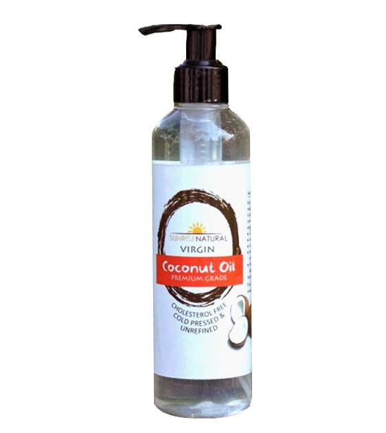Sunrise Natural Organic Cold-Pressed Virgin Coconut Oil