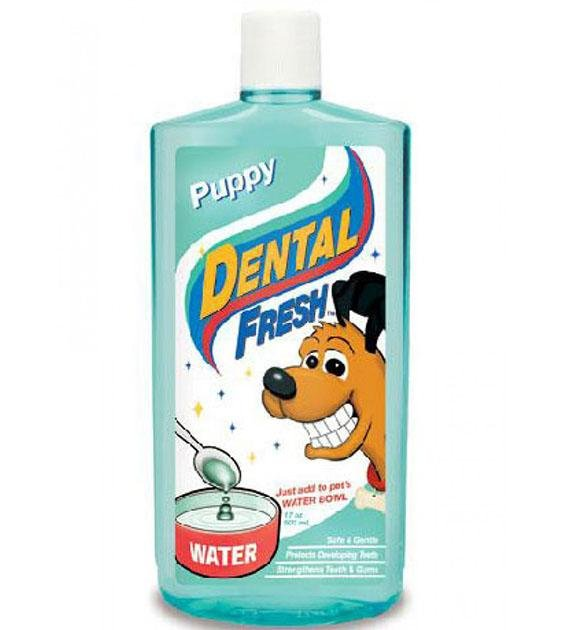 SynergyLabs Dental Fresh Original Water Additive For Puppy