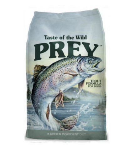 Taste Of The Wild Prey Trout (Limited Ingredient Diet) Grain Free Dry Dog Food