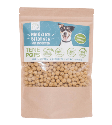 TenePops Insects & Potato & Rosemary Dog Treats