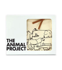 The Animal Project Canvas Pouch (Animal Exodus By Jun-Yi)