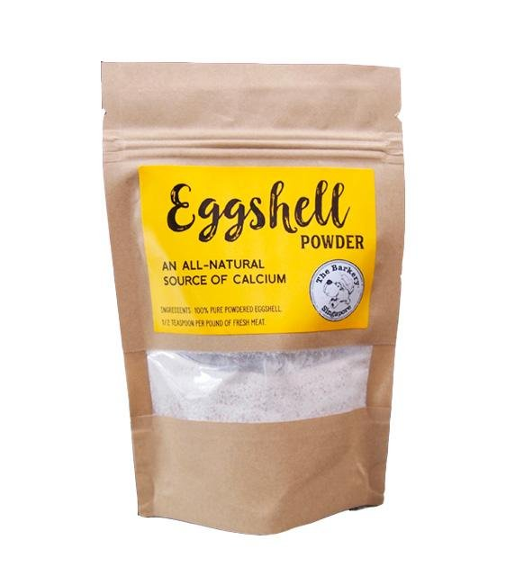 The Barkery Egg Shell Powder Dog Supplements 80g