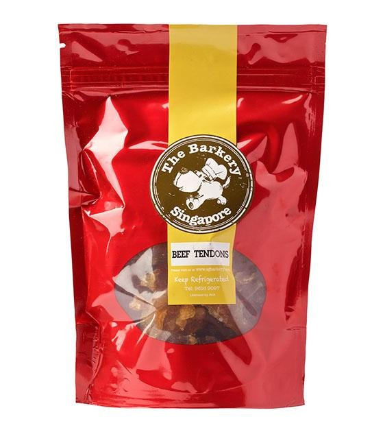 10% OFF: The Barkery Dehydrated Beef Hock Tendons Dog Treats