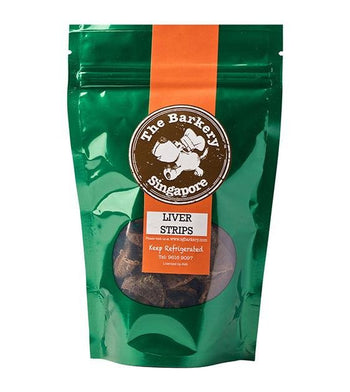 GIFT WITH PURCHASE >$99: The Barkery Baked / Dehydrated Dog Treats (Seasonal Flavour)
