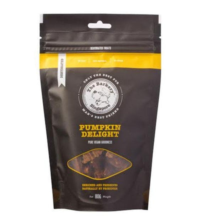 The Barkery Dehydrated Pumpkin Delight Dog Treats