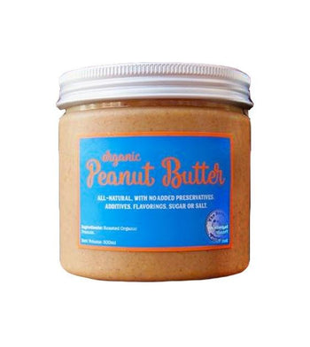 The Barkery Organic Peanut Butter For Dogs