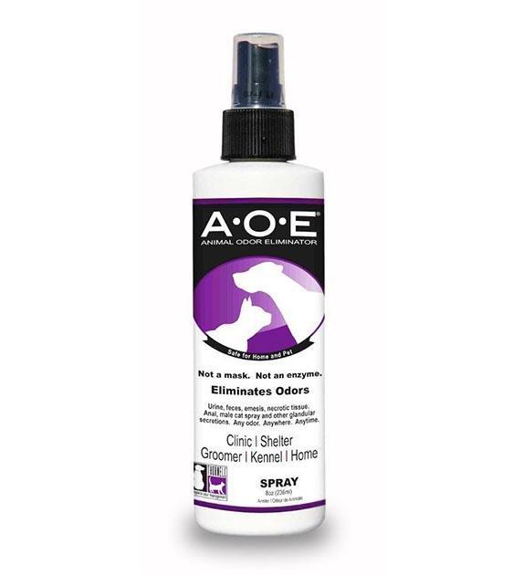 Thornell A.O.E (Anal Gland & Fecal Odour) Eliminator Spray for Cats & Dogs At Home