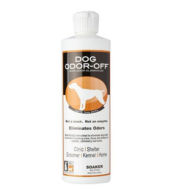 Thornell Dog Odor-Off (Carpets & Dogs) Soaker for Dogs & Home