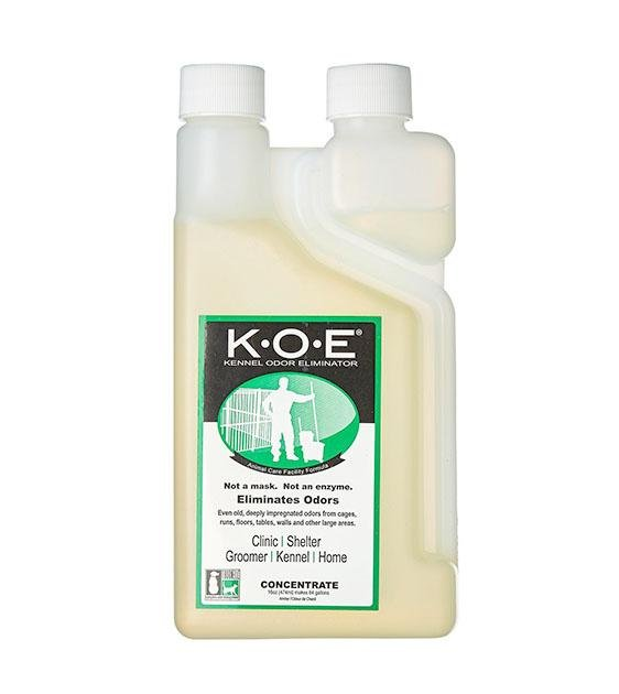 Thornell K.O.E (Kennel & Cages) Odour Eliminator Concentrate for Kennels