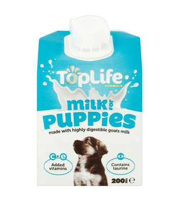 Top Life Goat's Milk for Puppies