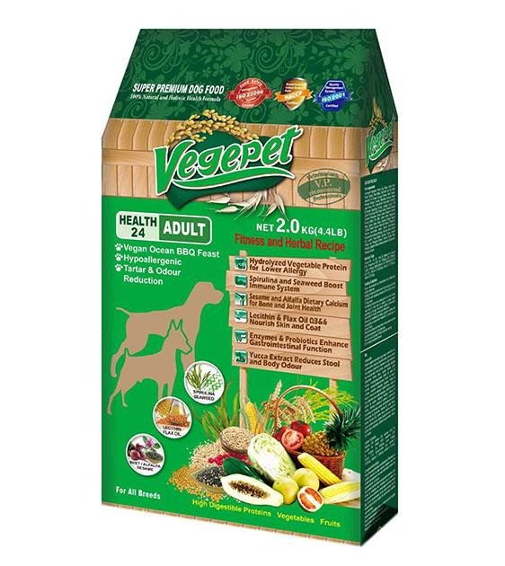 VegePet Super Premium Adult Dog Food