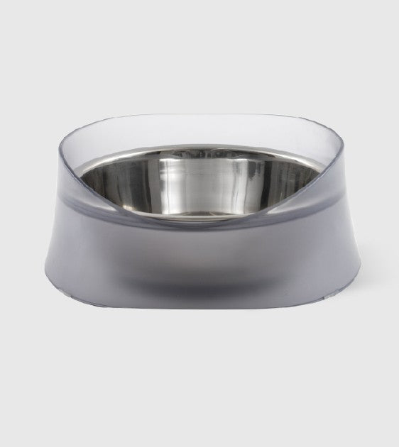 Pidan Volcano Cat & Dog Bowl (Grey)