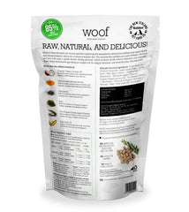 30% OFF: WOOF Freeze Dried Raw Duck Dog Food