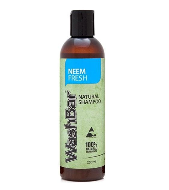 Washbar Natural Dog Shampoo (Neem Fresh)