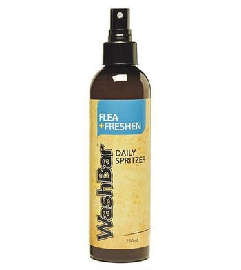 Washbar Smell Fresh Natural Daily Spritzers for Dogs (Flea & Freshen)