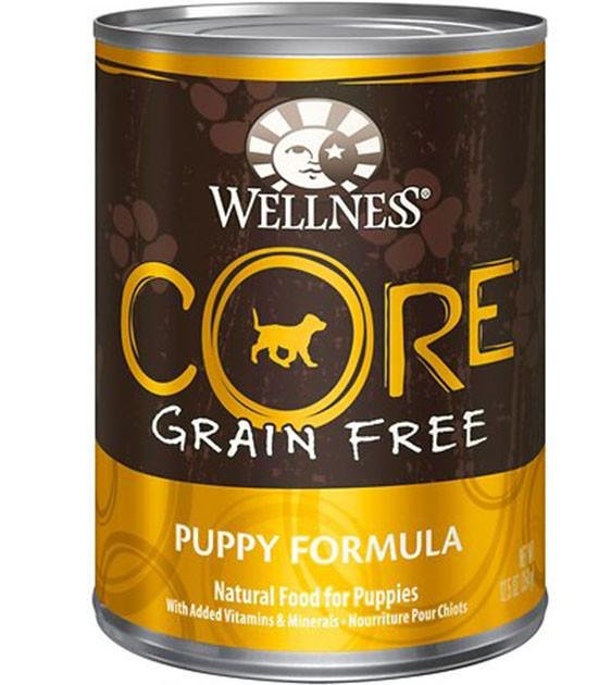 Wellness Core Grain Free Puppy Canned Dog Food