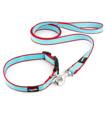 Loyal.D Bamboo Collar & Dog Leash Set (2 Colors)