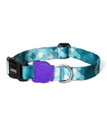 Zee.Dog Barracuda Dog Collar