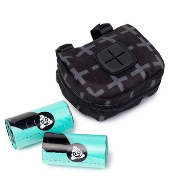 FuzzYard Yeezy Poop Dispenser Bag And Rolls For Dogs