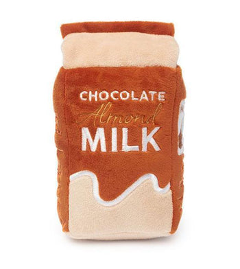 FuzzYard Chocolate Almond Milk Dog Toy