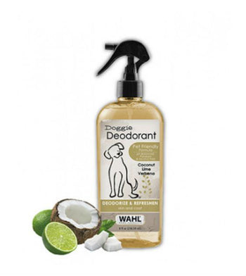 Wahl Doggie Coconut Lime Verbena Dog Deodorant Spray