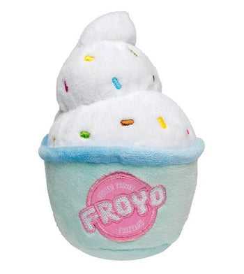 FuzzYard Frozen Yoghurt Dog Toy