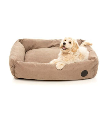 FuzzYard The Lounge (Mocha) Dog Bed