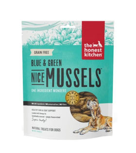 The Honest Kitchen Nice Mussels Dog Treats
