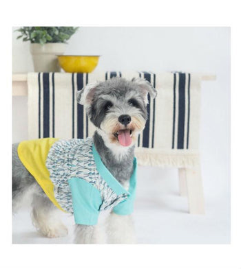 ohpopdog Oh! Basic Crystal Print Shirt Dog Apparel