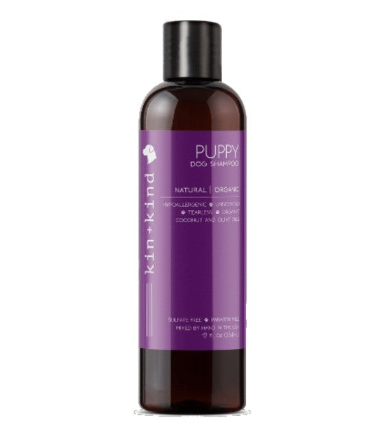 Kin+Kind Puppy Tearless Dog Shampoo