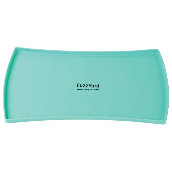 FuzzYard Silicon Feeding Mat (Teal)