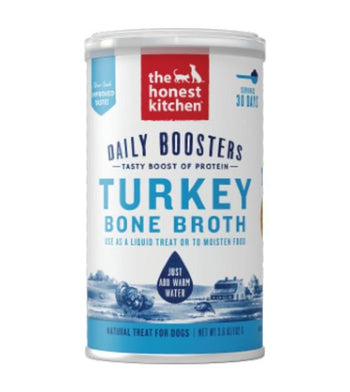 The Honest Kitchen Instant Turkey Bone Broth For Dogs