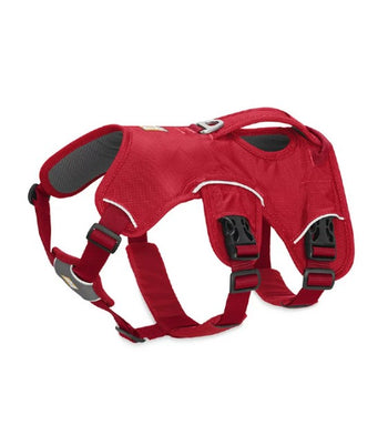 Ruffwear Web Master Harness (RED)