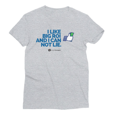 I LIKE BIG ROI - Women's Short Sleeve T-Shirt