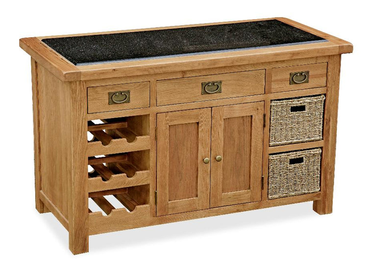 Alpine Kitchen Island