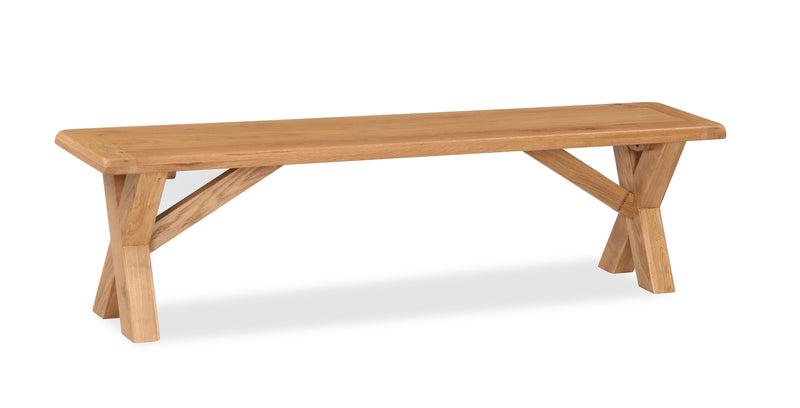 Alpine Cross Leg Bench