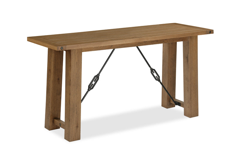 Brooklyn Oak Console Table