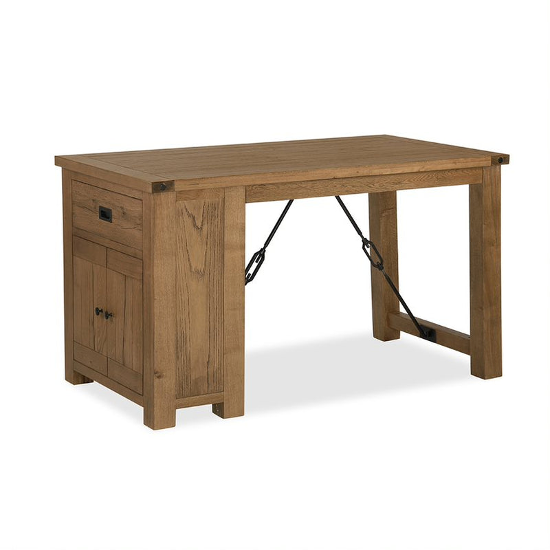 Brooklyn Oak Gathering Height Table