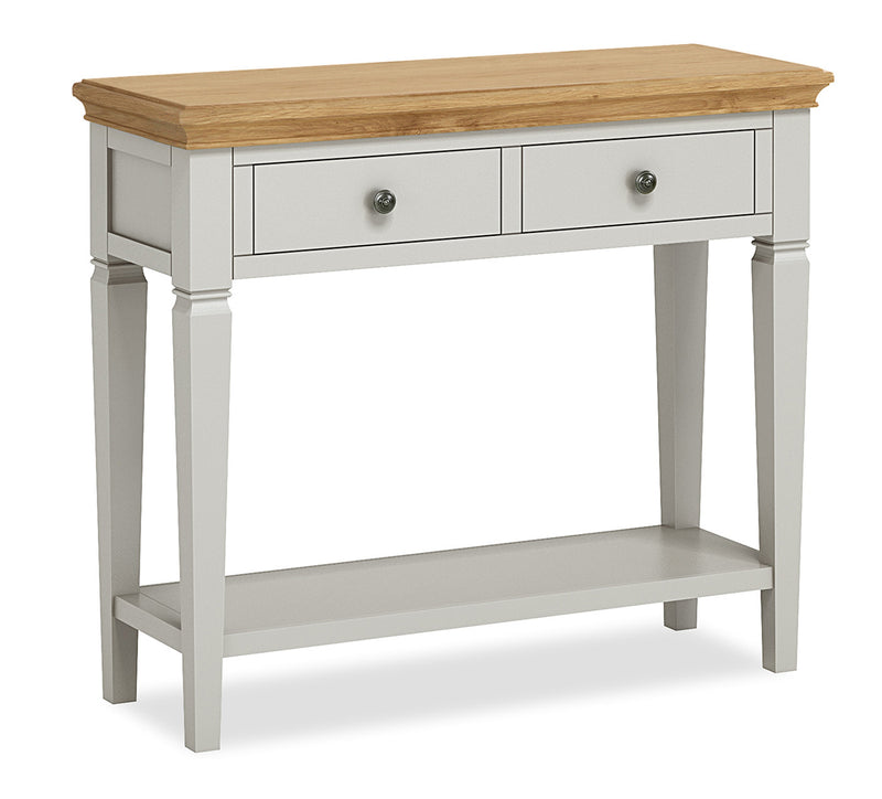 Ivy Oak Console Table