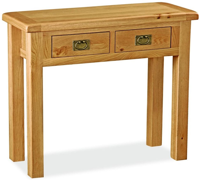 Alpine Oak Dressing Table