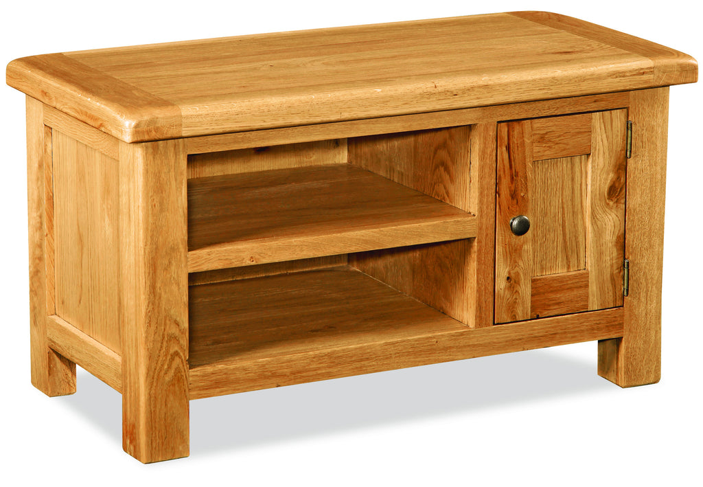 Alpine Oak Standard TV Unit