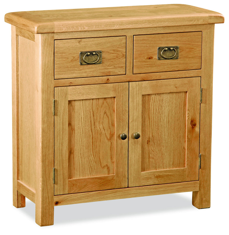 Alpine Oak Mini Sideboard
