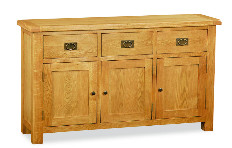Alpine Oak Large Sideboard