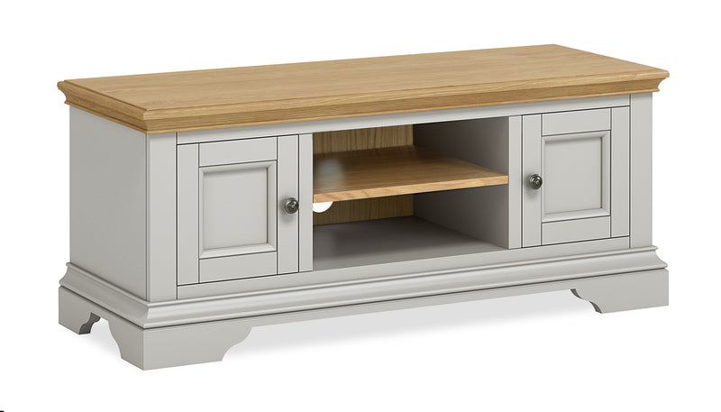 Ivy Oak Large TV Unit