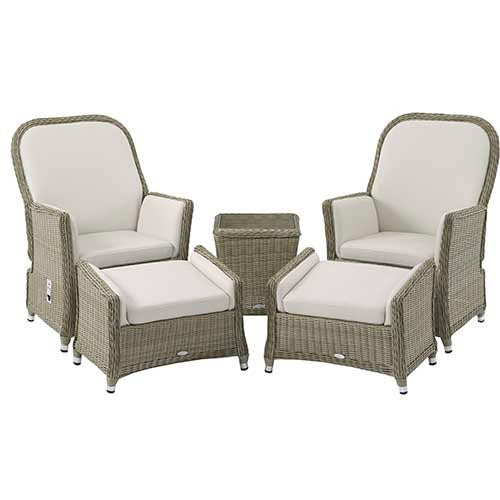Monte Carlo Recliner set